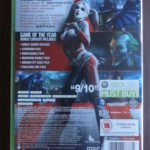 Batman Arkham City (2) Back