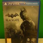 Batman Arkham Origins Blackgate (1) Front