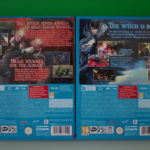 Bayonetta 1&2 First Print Edition (5) Inner Backs