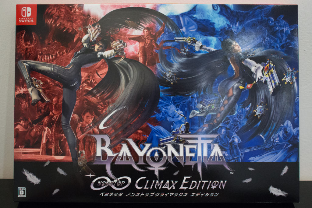 Bayonetta Nonstop Climax Edition (1) Front