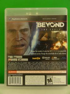BeyondTwoSouls()Back
