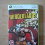 Borderlands (1) Front