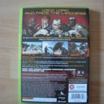 Borderlands (2) Back