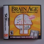 Brain Age (1) Front