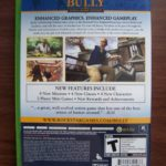 Bully Scholarship Edition (2) Back