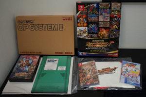 Capcom Belt Action Collection Complete Box (3) Contents