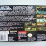 Captain Commando (2) Back