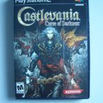 Castlevania Curse Of Darkness (1) Front