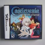 Castlevania Dawn Of Sorrow (1) Front