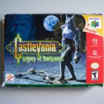 Castlevania Legacy Of Darkness (1) Front