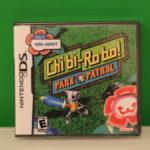 Chibi Robo Park Patrol (1) Front