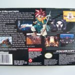 Chrono Trigger (2) Back