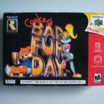 Conker's Bad Fur Day (1) Front