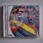 Crazy Taxi (1) Front