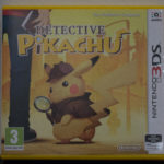 Detective Pikachu With Sticker Sheet & Key Ring (1) Front