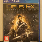 Deus Ex Mankind Divided Day One Edition (1) Front