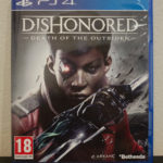 Dishonored Death Of The Outsider (1) Front