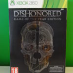 Dishonored Game Of The Year Edition (1) Front