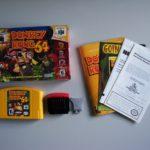 Donkey Kong 64 (3) Contents