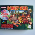 DonkeyKongCountry()Front