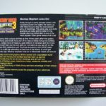 Donkey Kong Country Iii Dixie Kong's Double Trouble (2) Back