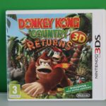 Donkey Kong Country Returns 3d (1) Front
