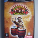 Donkey Konga Uk (4) Inner Front