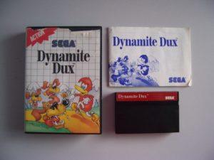 DynamiteDux()Contents