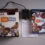 Eye Toy Play (3) Outer Contents
