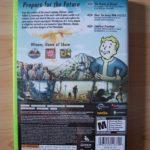 Fallout 3 (2) Back
