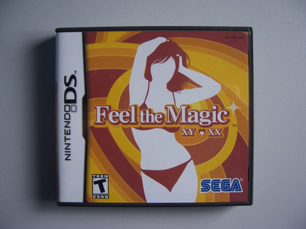 Feel The Magic Xx Xy (1) Front