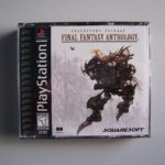 Final Fantasy Anthology (1) Front