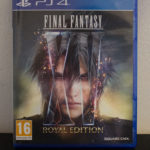Final Fantasy Xv Royal Edition (1) Front