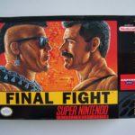 FinalFight()Front