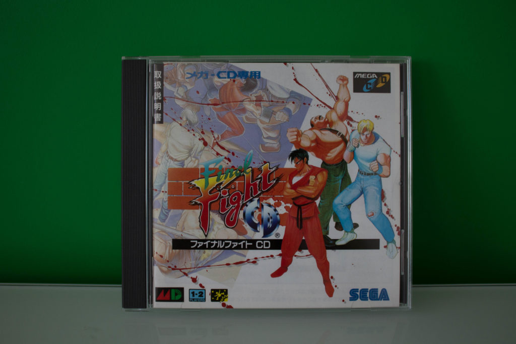 Final Fight Cd (1) Front