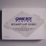 Game Boy Player Start Up Disc (1) Front