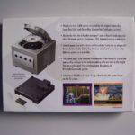 Game Boy Player Start Up Disc (2) Back