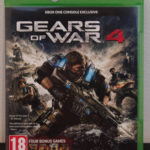Gears Of War 4 (1) Front