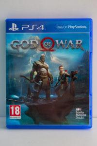 God Of War (1) Front