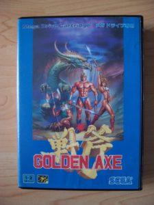 Golden Axe (1) Front