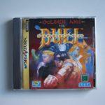 Golden Axe The Duel (1) Front