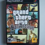 Grand Theft Auto San Andreas (1) Front