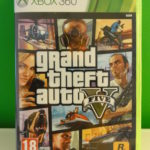 Grand Theft Auto V (1) Front