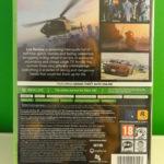 Grand Theft Auto V (2) Back
