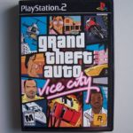 Grand Theft Auto Vice City (1) Front