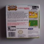 Harvest Moon Friends Of Mineral Town (2) Back