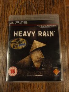 HeavyRain()Front