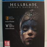 Hellblade Senua's Sacrifice (1) Front