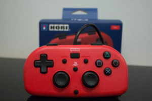 Hori Wired Mini Gamepad (red)