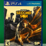 Infamous Second Son (1) Front
